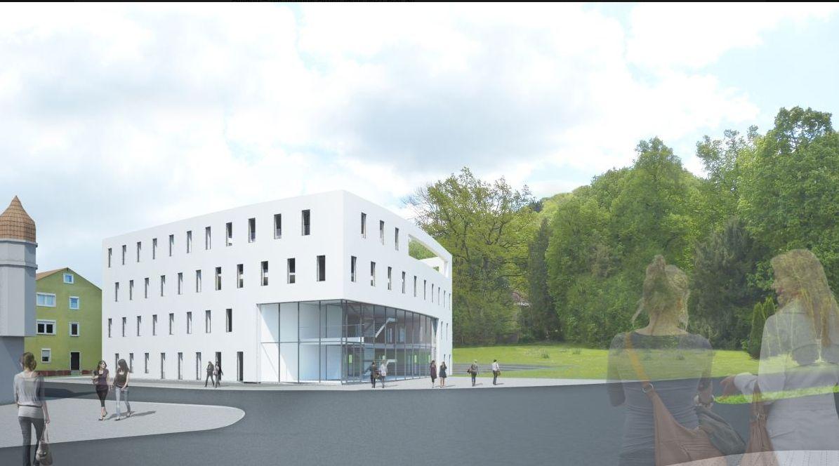 Simulation des IFC-Gebäudes
