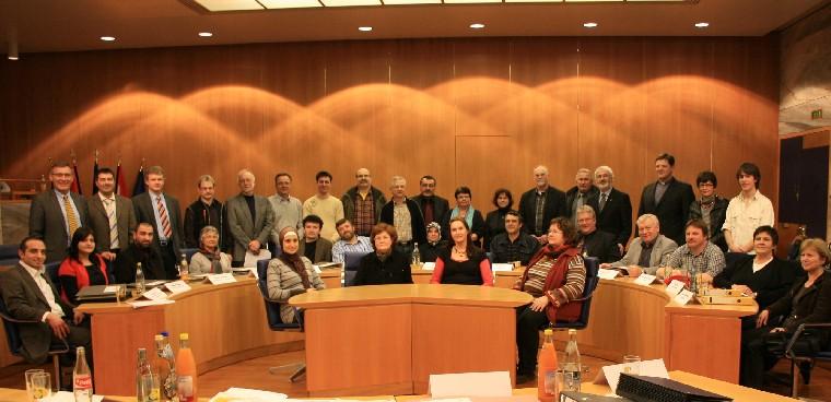 Bild des 2008 gegründeten Integrationsbeirats Tuttlingen