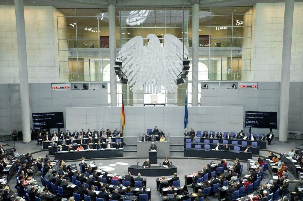 Bundestag, Marc-Steffen Unger