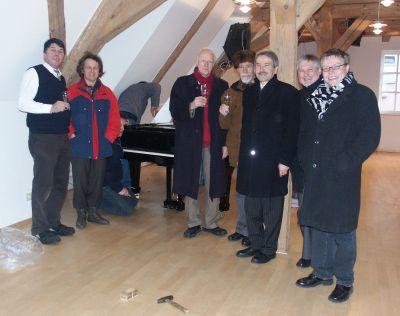 Steinway für Musikschule
