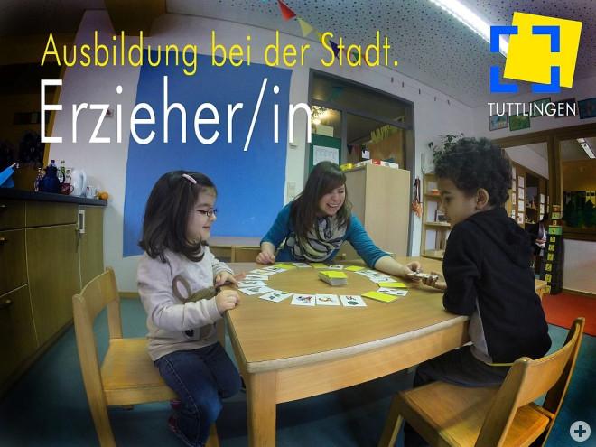 Ausbildung Bei Der Stadt Erzieherin Stadt Tuttlingen