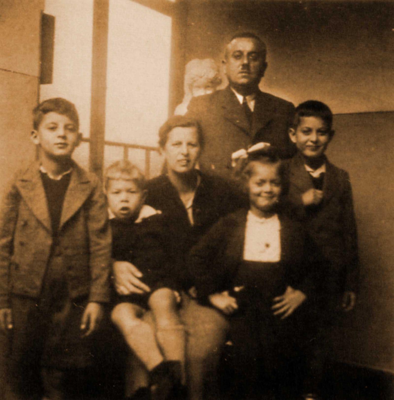 Familie Fröhlich