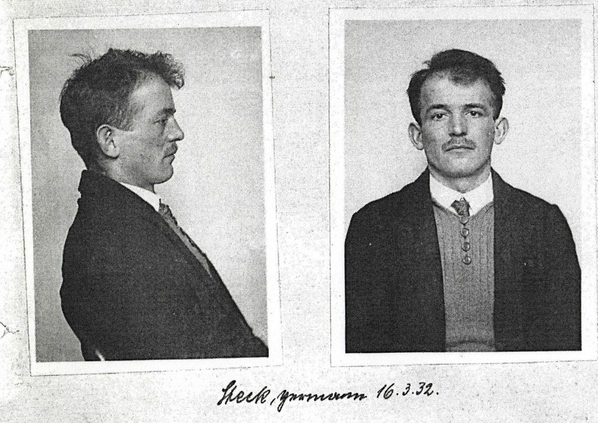 Hermann Steck