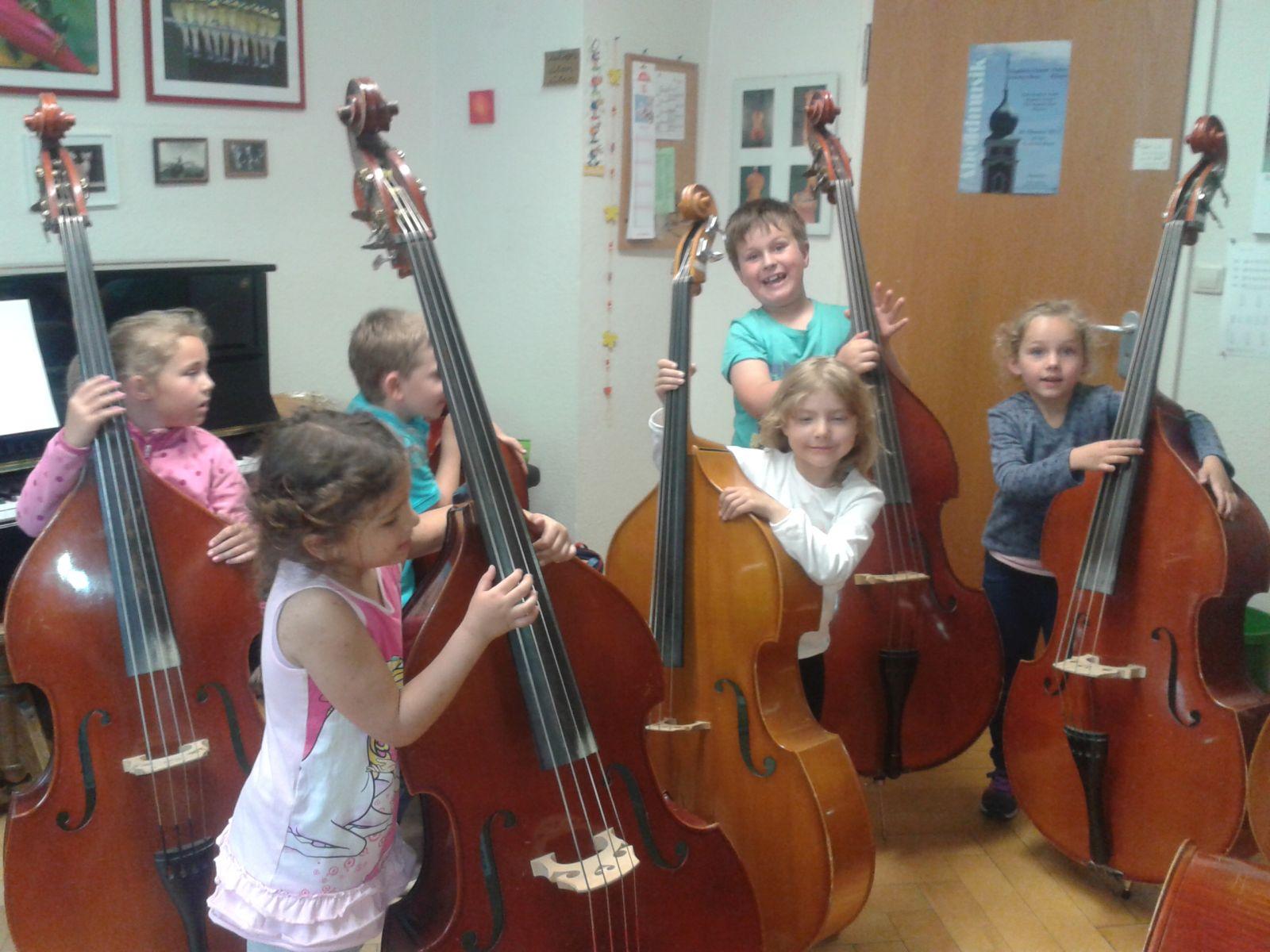 Elementare Musikpädagogik Instrumentenkarussell
