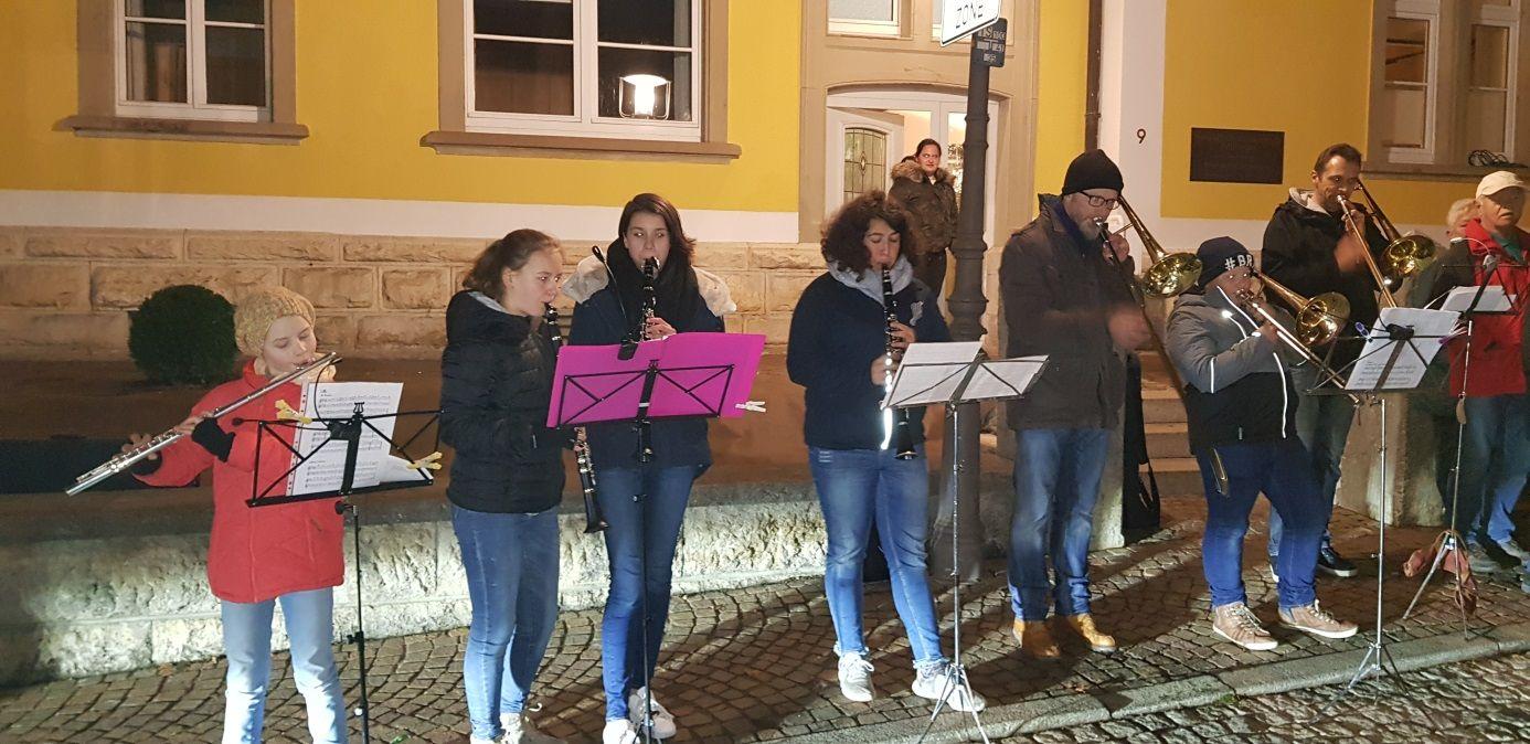 Blaeserensemble_Musikschule_Martinsumzug_2018
