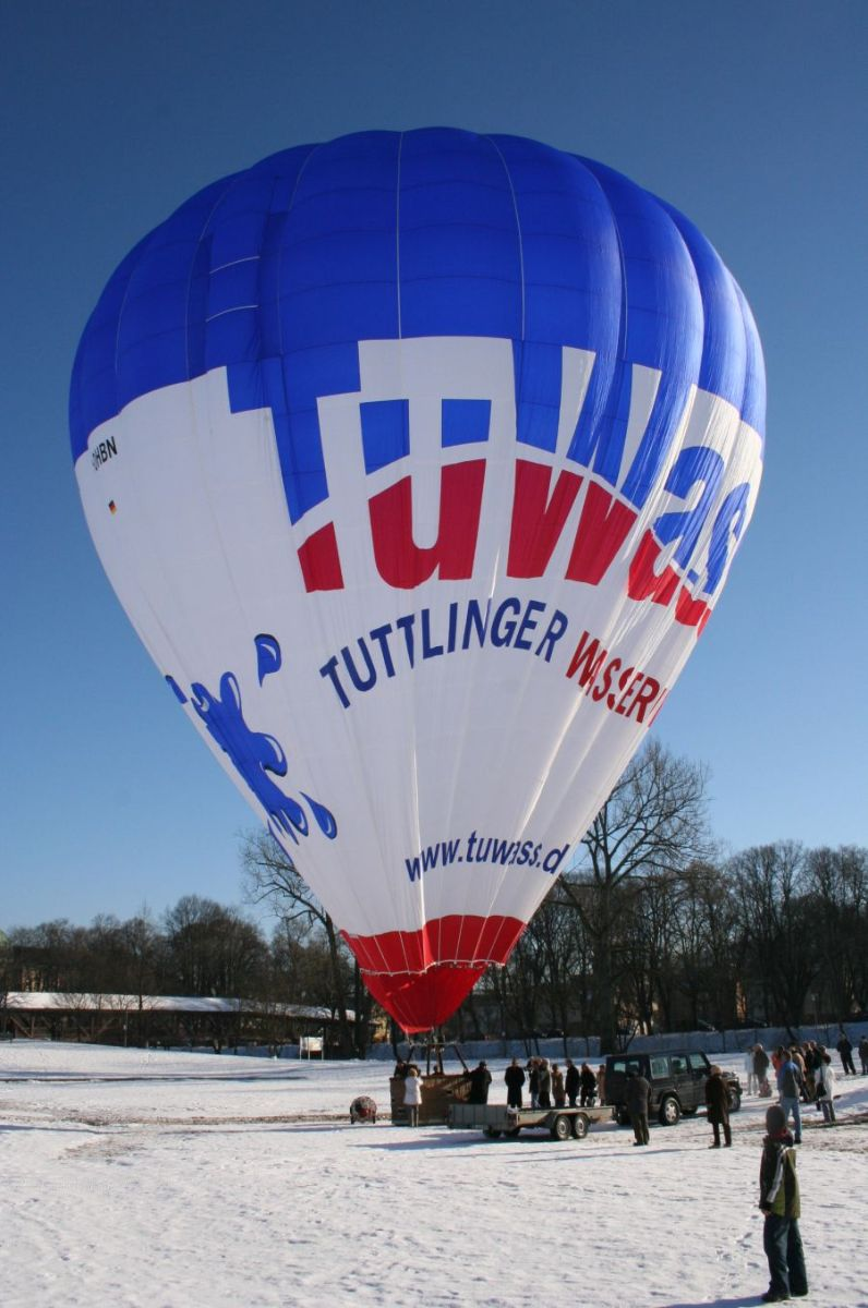 TuWass-Ballon