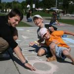 """""""Sommer im Park"""" - Kinder und Sonne strahlen um die Wette"""