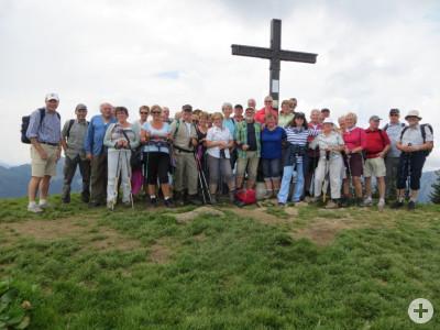 Bergwandertage im Allgäu