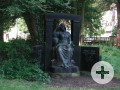 Grabmal Alter Friedhof