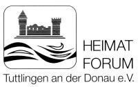 Logo Heimat-Forum Tuttlingen an der Donau e. V.