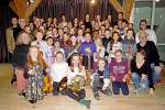 Preisträger der Musikschule Tuttlingen mit ihren Lehrern, Fotografin: Anja Ländle