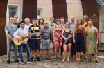 Bild der Teilnehmer bei Jugend Musiziert