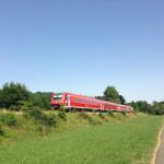 Bild der Donaubahn