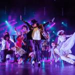 Gruppenbild auf der Bühne