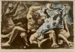 Werk des Künstlers Pablo Picasso, Bacchanal