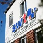 Das Logo der SWT