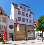 Foto vom Gebäude der Galerie Tuttlingen, Außenansicht