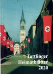 Titelseite der Heimatblätter