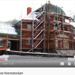 Screenshot des Videos zum Alten Krematorium