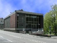 Bild der Kirchenfront