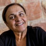 Portraitaufnahme von Sumaya Farhat-Naser