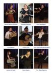 Teilnehmer Bundeswettbewerb Jugend musiziert