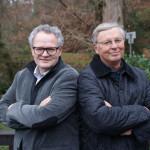 Wolfgang Bosbach und Ulli Potofski