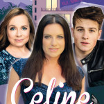 Plakatvorlage für das Theaterstück Celine
