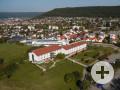 Luftbild des Bürgerheims Sankt Anna