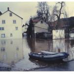 Hochwasser Wöhrden