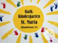 Logo des katholischen Kindergartens Sankt Maria