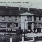 Ausstellung Weltkrieg - Bild Frauenarbeitsschule