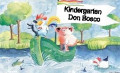 Logo des katholischen Kindergartens Don Bosco