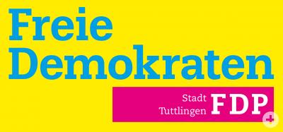 Logo FDP-Stadtverband Tuttlingen