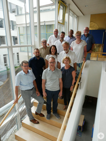 Mitglieder der CDU-Fraktion