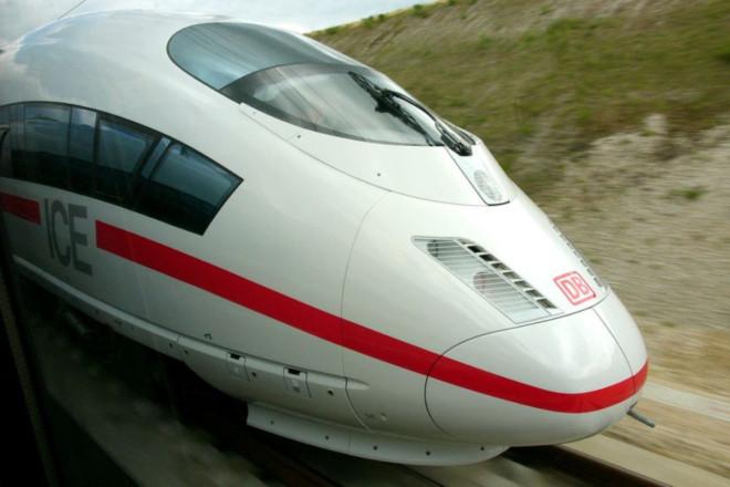ICE 3 - Baureihe 403 auf der SFS Nürnberg - Ingolstadt