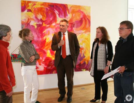 Städtische Galerie unter neuer Leitung: Anna-Maria Ehrmann-Schindlbeck