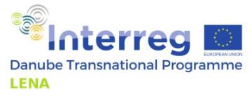 Logo des LENA-Projektes