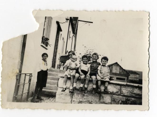 Die Kinder der Familie Fröhlich