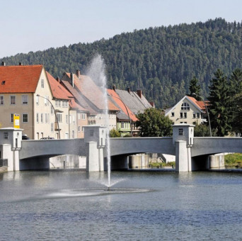Donau und Groß Bruck