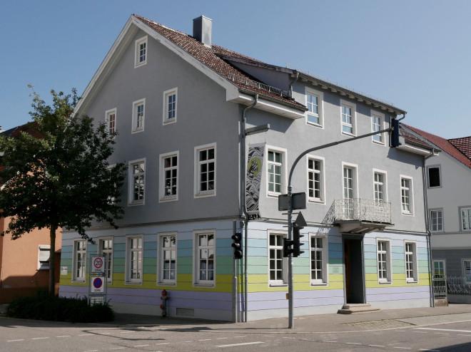 Jugendkunstschule Tuttlingen von außen