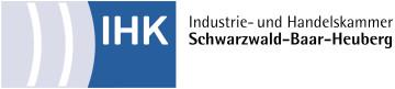Logo der Industrie- und Handelskammer Schwarzwald-Baar-Heuberg