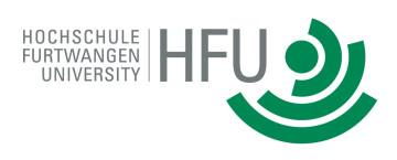 Logo der Hochschule Furtwangen University