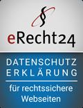 Link zur externen Seite eRecht24