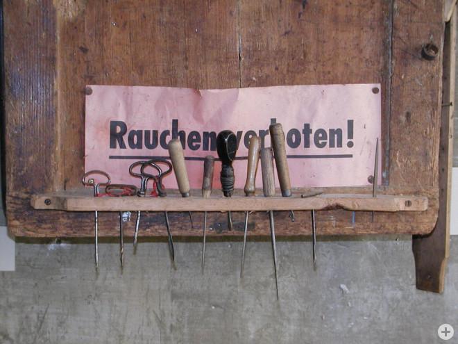 Wagnerei im Tuttlinger Haus