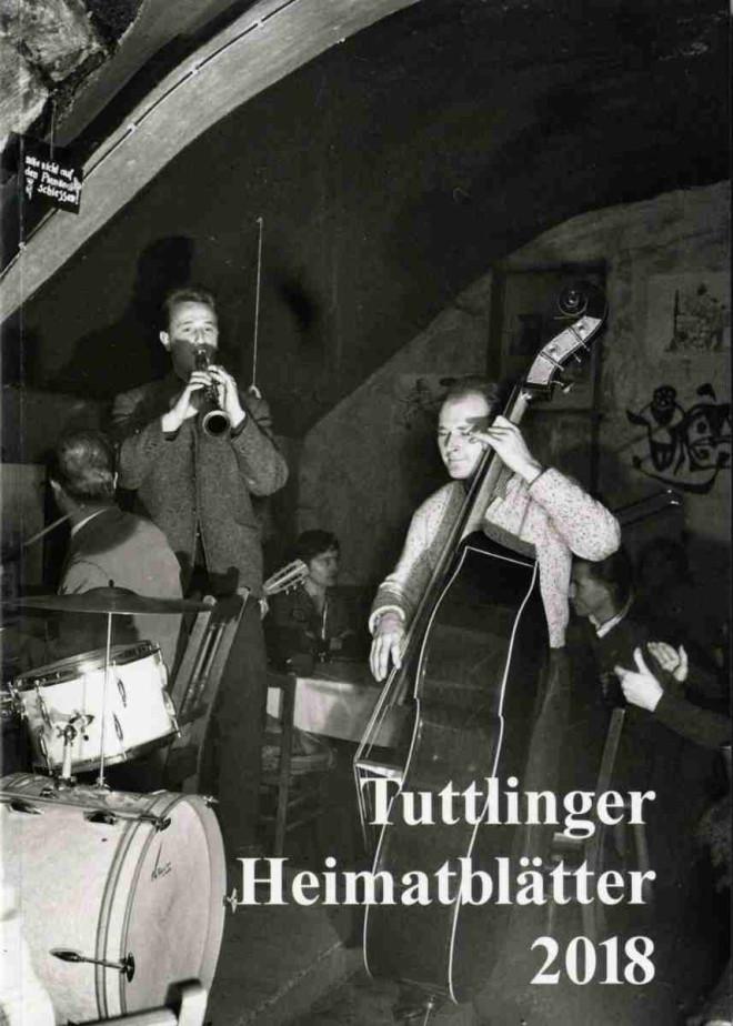 Titelblatt der Tuttlinger Heimatblätter