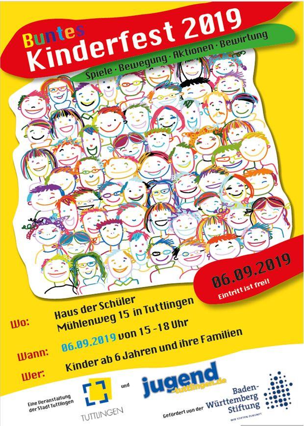 Integration Buntes Kinderfest