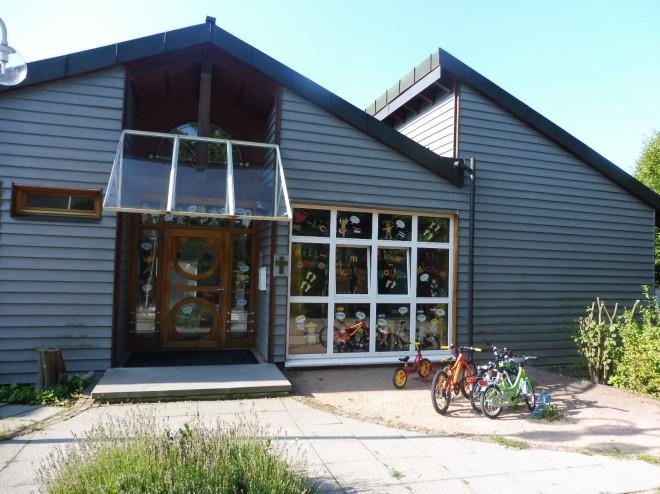 Gebäude Kindergarten St. Michael