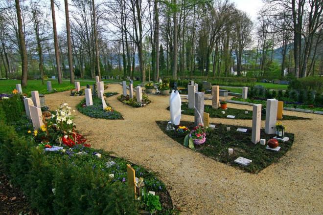 Garten der Erinnerung 2. Abschnitt