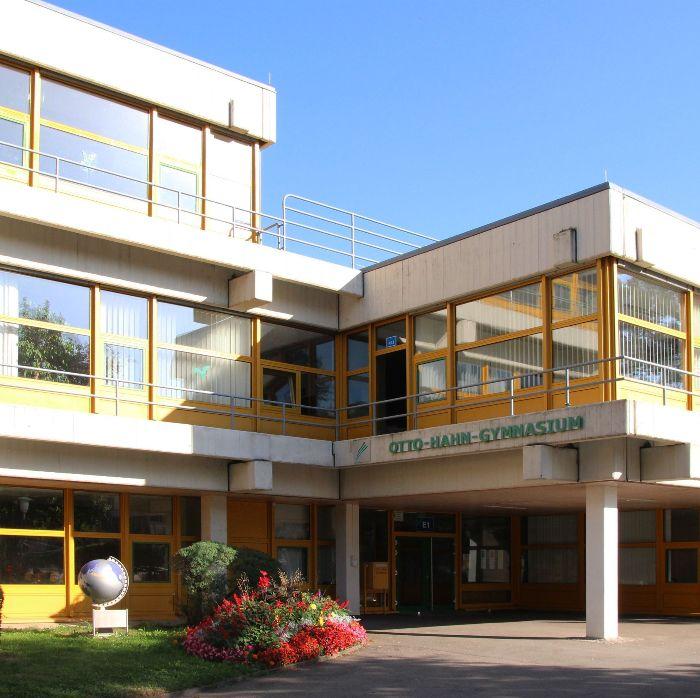 Bild vom Otto-Hahn-Gymnasium